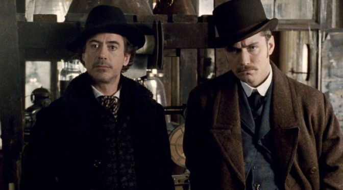 Hold on to Your Hats Kids, a 'SHERLOCK HOLMES' 3 is Coming!