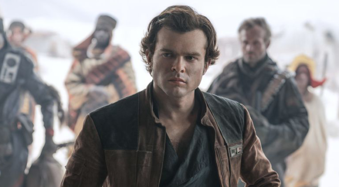 RUMOR: Lucasfilm to Put 'STAR WARS' Spin-Offs On-Hold… and a Pseudo 'SOLO' Review