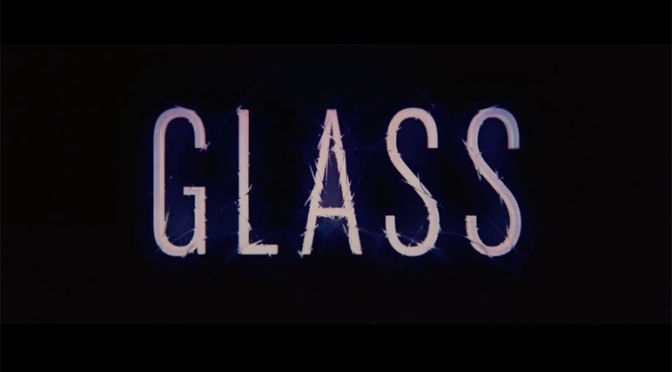 SDCC Trailer: 'GLASS'