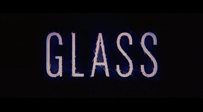 SDCC Trailer: 'GLASS'