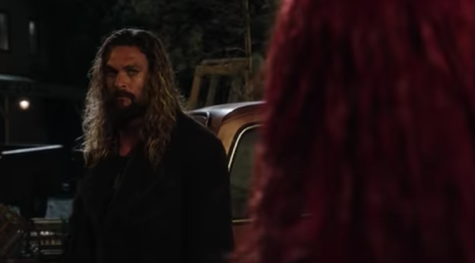 SDCC Trailer: 'Aquaman'