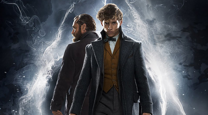 SDCC Trailer: 'FANTASTIC BEASTS: THE CRIMES OF GRINDELWALD'