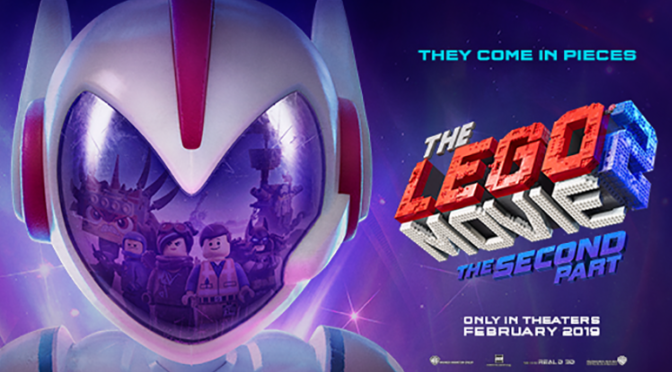 Trailer: 'THE LEGO MOVIE 2: THE SECOND PART'