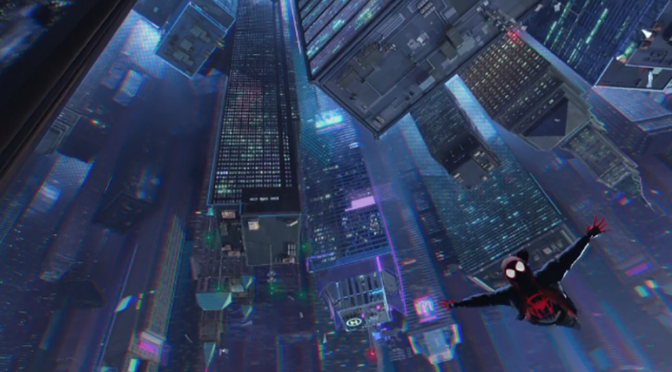 Trailer: 'SPIDER-MAN: ENTER THE SPIDER-VERSE'