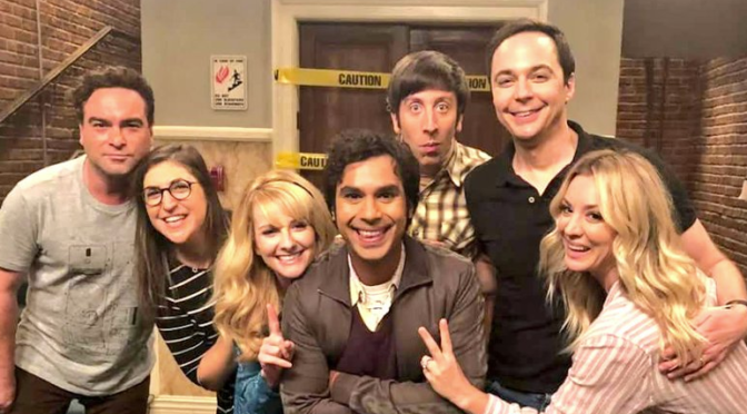 I Might be the Only Person on the Internet Sad that BIG BANG THEORY is Ending