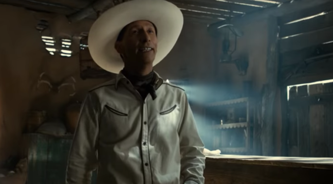 First Trailer for The Coen Bros' Western Anthology, 'The Ballad of Buster Scruggs'