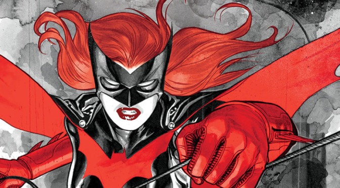 CW Releases First Image of Ruby Rose as BATWOMAN!