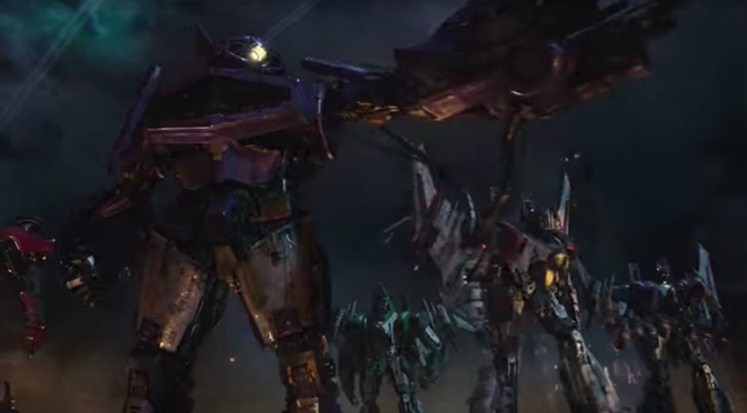 OG Bots in the New 'BUMBLEBEE' Trailer!