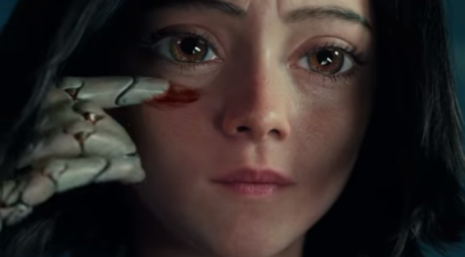 New Trailer for 'ALITA: BATTLE ANGEL'!