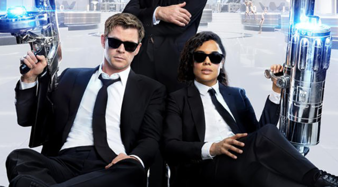 The MEN IN BLACK are Going INTERNATIONAL!