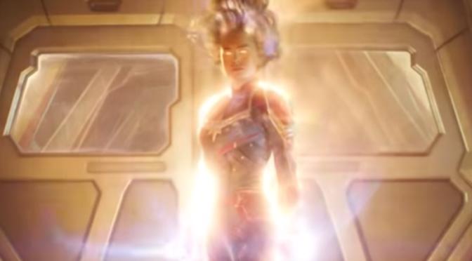 Trailer: 'Captain Marvel'