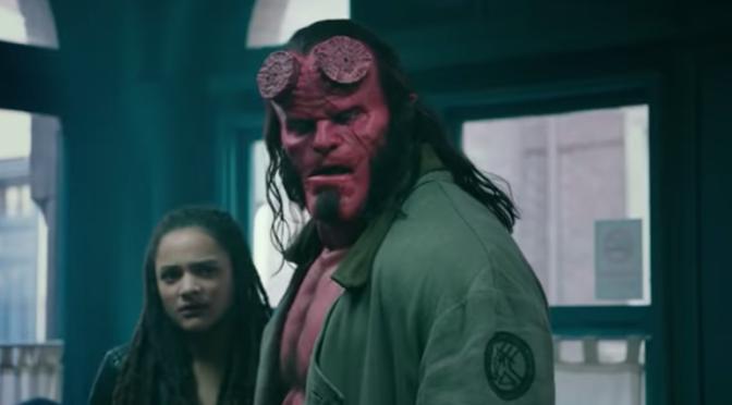 Trailer: 'Hellboy'
