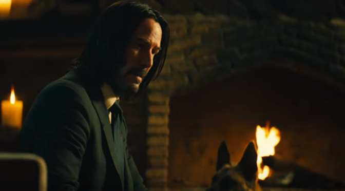 Trailer: 'JOHN WICK: CHAPTER 3 – PARABELLUM'