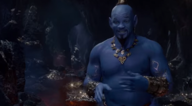 Annnnddddd a New Trailer for Disney's 'ALADDIN'… it's BAD