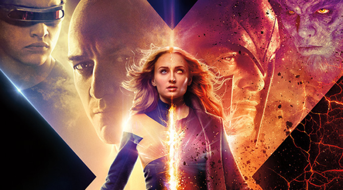 New Trailer for 'DARK PHOENIX'