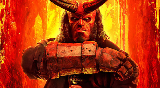 The Critics are Wrong, 'HELLBOY' is a Ton of Fun!