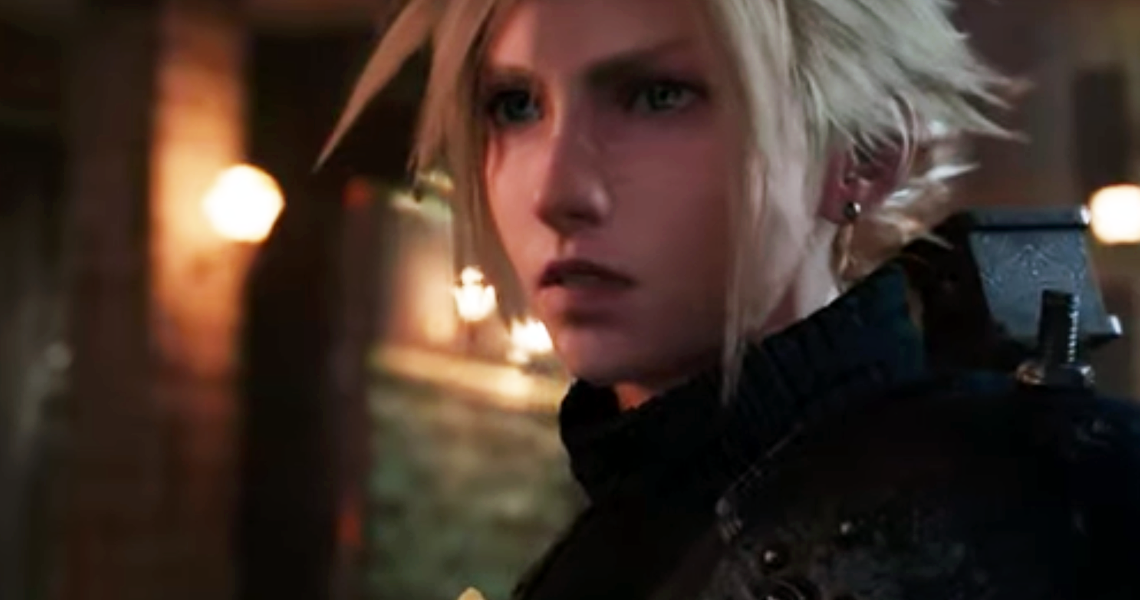 The FINAL FANTASY VII Remake is Really Happening