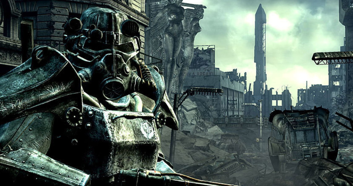 FALLOUT Coming to Amazon from the Creators of WESTWORLD