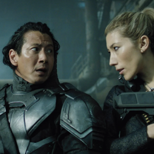 'Altered Carbon' Canceled After 2 Seasons
