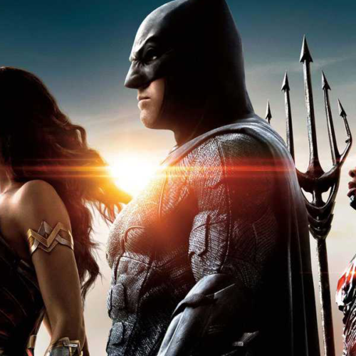 Behold the First Teaser for The Snyder Cut of 'Justice League'