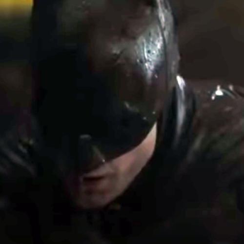 First Trailer for 'THE BATMAN'