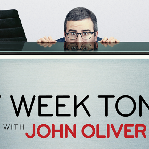 'Last Week Tonight with John Oliver' Renewed for Three More Seasons!