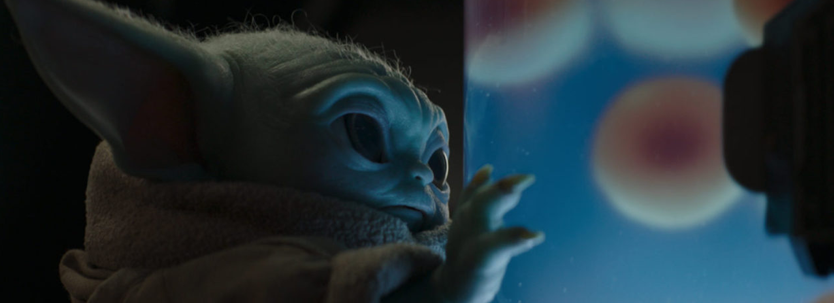 Sounds like People Have an Issue with Baby Yoda