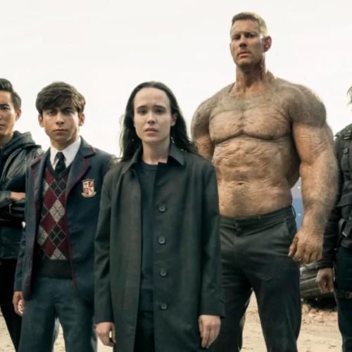 'THE UMBRELLA ACADEMY' Renewed for a Third Season