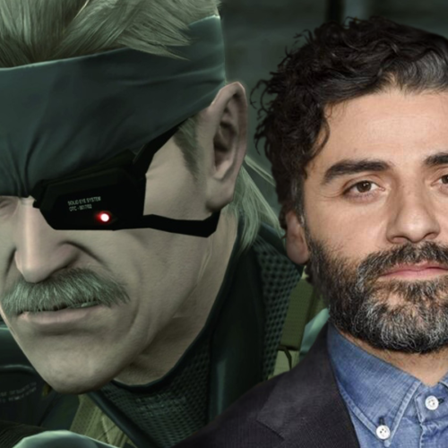 Oscar Isaac to Play 'Solid Snake'