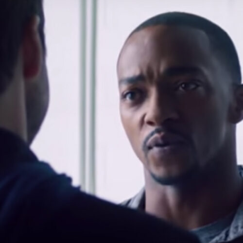 Get Ready for the BEST Minute of Your Day with this Clip from 'FALCON AND THE WINTER SOLDIER'