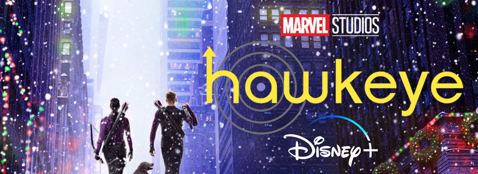 Ready to Spend the Holidays with 'HAWKEYE'?